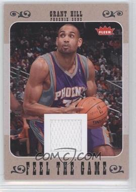 2007-08 Fleer - Feel The Game #FG-GH - Grant Hill