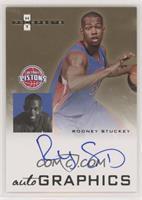 Rodney Stuckey (Blue Ink)