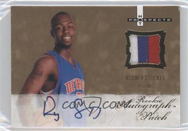 2007-08 Fleer Hot Prospects - [Base] #122 - Rodney Stuckey /399