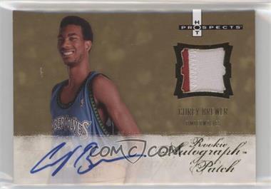 2007-08 Fleer Hot Prospects - [Base] #130 - Corey Brewer /399
