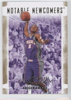 2007-08 Fleer Hot Prospects - Notable Newcomers #NN-20 - D.J. Strawberry