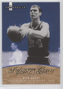 2007-08 Fleer Hot Prospects - Supreme Court #SC-3 - Rick Barry