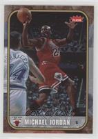 53bec005e5885e 2007-08 Fleer Michael Jordan - Box Set  Base   84