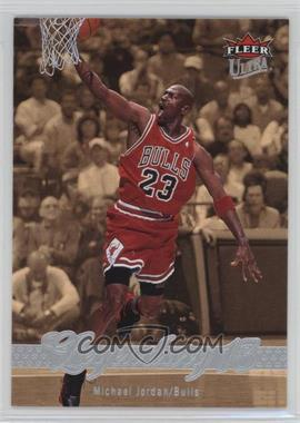2007-08 Fleer Ultra - [Base] - Retail #244 - Michael Jordan