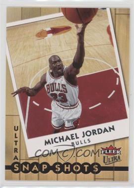 2007-08 Fleer Ultra - Snap Shots #SS-7 - Michael Jordan
