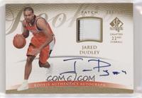 Rookie Authentics Autograph Patch - Jared Dudley #/599