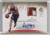 Rookie Authentics Autograph Patch - Al Horford #/299