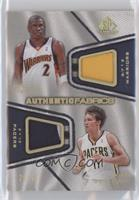Mickael Pietrus, Mike Dunleavy Jr. #/50