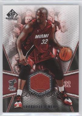 2007-08 SP Game Used - [Base] #136 - Shaquille O'Neal
