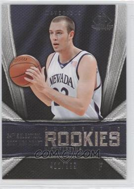 2007-08 SP Game Used - [Base] #172 - Nick Fazekas /999