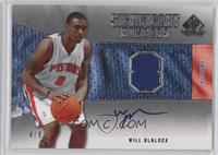 Will Blalock /8