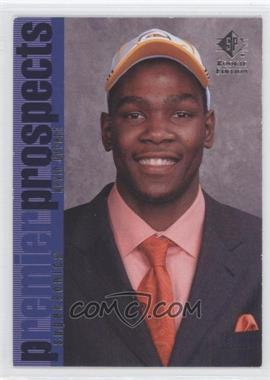 2007-08 SP Rookie Edition - [Base] #106 - Kevin Durant