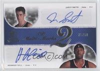 Jason Smith, Herbert Hill /50