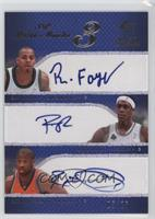 Randy Foye, Rajon Rondo, Raymond Felton /25