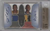 Kevin Durant, Al Horford /15 [BGS 9.5]