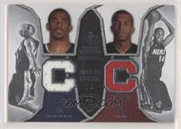 Mike Conley, Daequan Cook [Noted] #/99