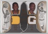 Kevin Durant, Jeff Green