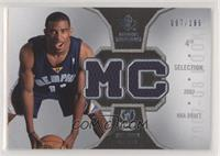 Mike Conley [Noted] #/199
