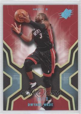 2007-08 SPx - [Base] - Spectrum #12 - Dwyane Wade /10