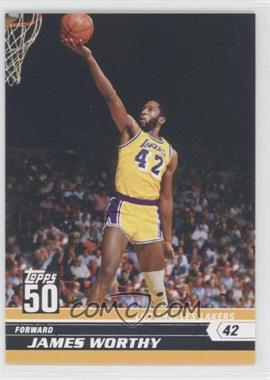 2007-08 Topps - 50 #11 - James Worthy