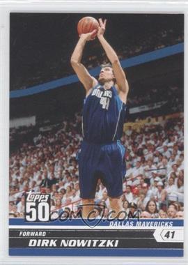 2007-08 Topps - 50 #2 - Dirk Nowitzki