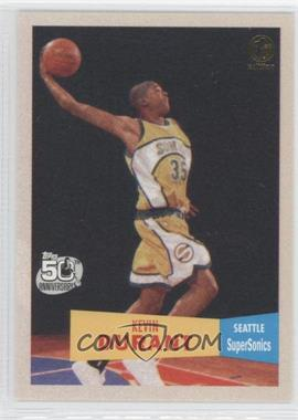 2007-08 Topps - [Base] - 1957-58 Variations 1st Edition #112 - Kevin Durant /119