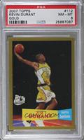 Kevin Durant /2007 [PSA 8 NM‑MT]