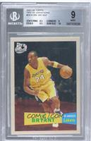 Kobe Bryant [BGS9]