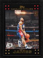 Lebron James [Noted] #/119