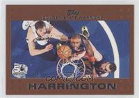 Al Harrington #/50