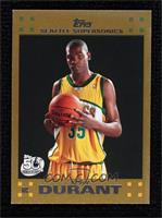 Kevin Durant [Noted] #/2,007