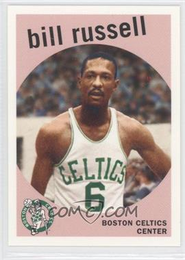 2007-08 Topps - Bill Russell the Missing Years #BR59 - Bill Russell
