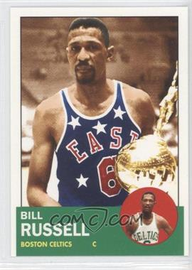 2007-08 Topps - Bill Russell the Missing Years #BR63 - Bill Russell