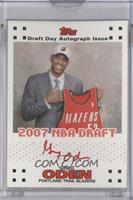 Greg Oden /50 [ENCASED]