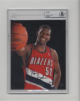 Greg Oden [BAS Certified BAS Encased] #/25
