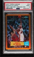 Shaquille O'Neal [PSA 9 MINT] #/199