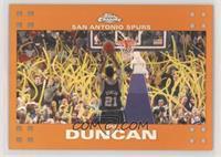 Tim Duncan #/199