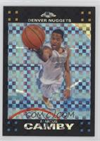 Marcus Camby #/50