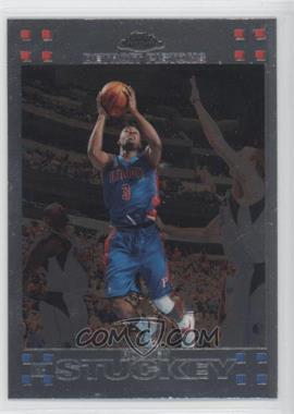 2007-08 Topps Chrome - [Base] #114 - Rodney Stuckey