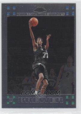 2007-08 Topps Chrome - [Base] #129 - Corey Brewer