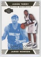 Jared Newson, Jason Terry /89