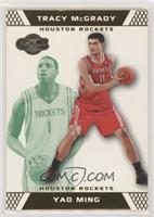 Yao Ming, Tracy McGrady #/59