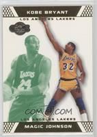 Magic Johnson, Kobe Bryant #/59