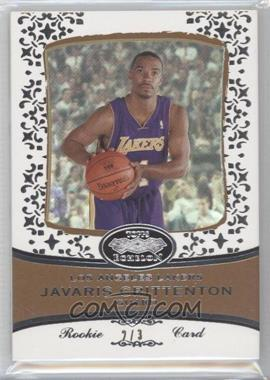2007-08 Topps Echelon - [Base] - Gold #70 - Javaris Crittenton /3