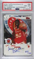 Greg Oden /100 [PSA 8 NM‑MT]