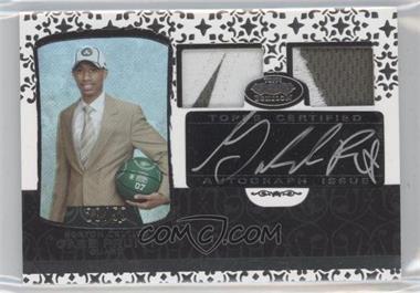 2007-08 Topps Echelon - Rookie Autographs - Dual Patches [Autographed] #61 - Gabe Pruitt /50