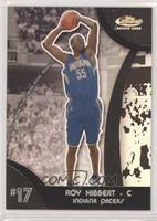 2008-09 Rookie - Roy Hibbert #/75