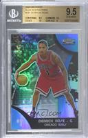 Derrick Rose /199 [BGS 9.5 GEM MINT]