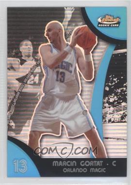 2007-08 Topps Finest - [Base] - Blue Refractor #94 - Marcin Gortat /199