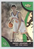 2008-09 Rookie - Danilo Gallinari #/149